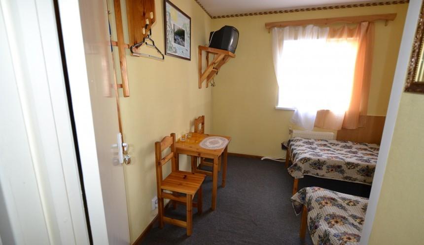 Отель ВелТ номер блок (twin)
