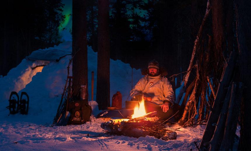 Охота на северное сияние в Карелии: как правильно фотографировать