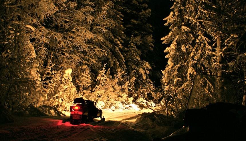 Тур на снегоходах Северный прорыв