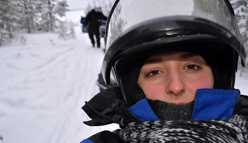 Тур на снегоходах Северный прорыв Light