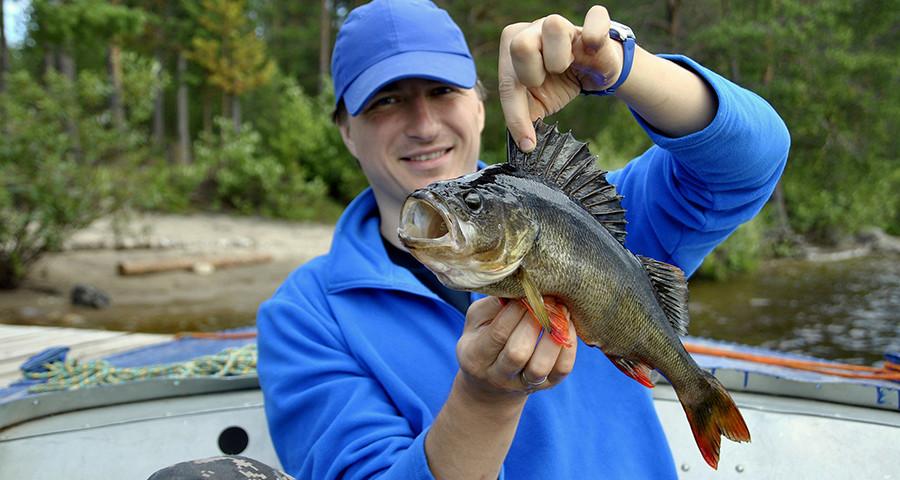 Рекомендации по рыбалке в Калевальском районе