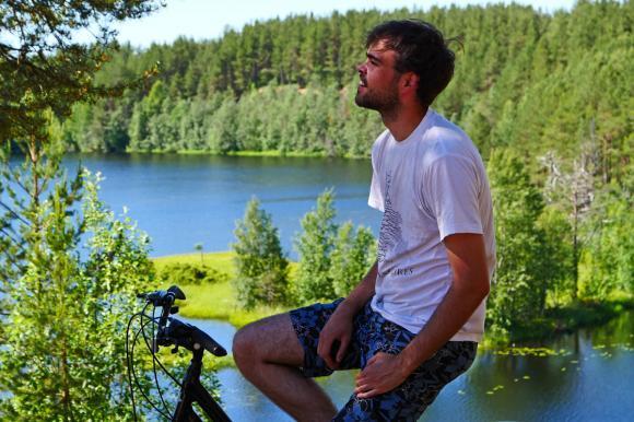 Велопрогулки в Калевале - что посмотреть в Калевале