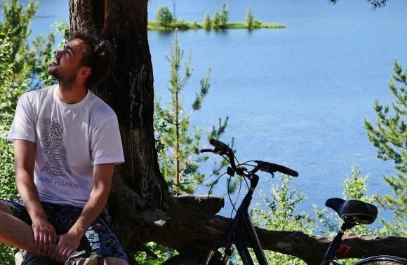 Велопрогулки в Калевале