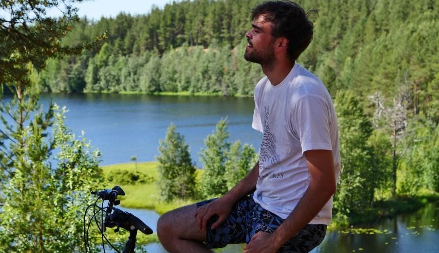 Велопрогулки по Калевале