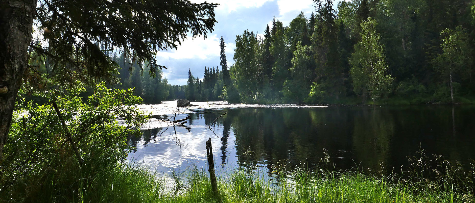 Природа Северной Карелии