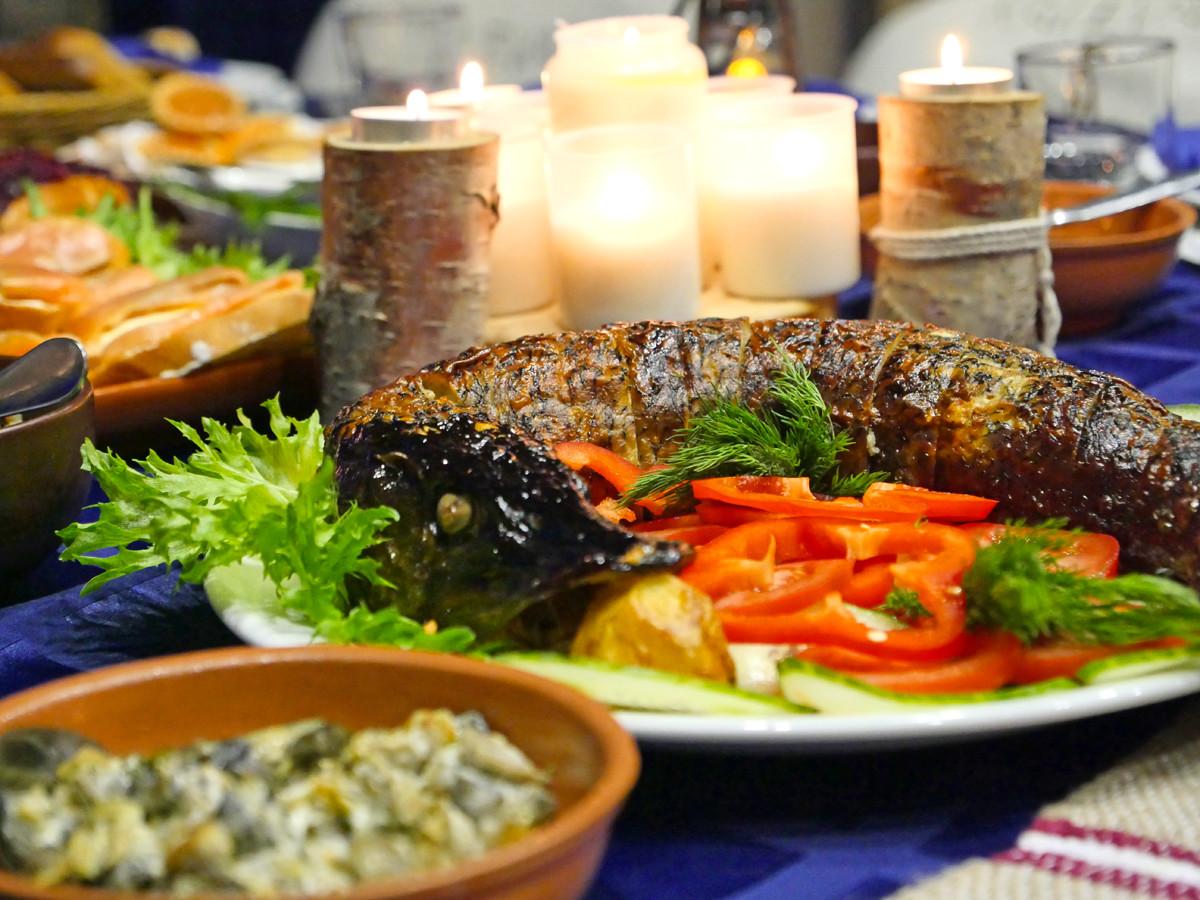 кухня карелии фото