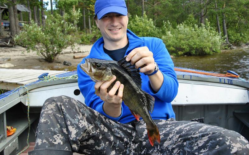 Рыбалка в Карелии летом Калевала
