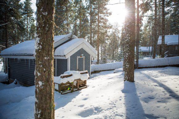 коттеджный комплекс ВелТ зима