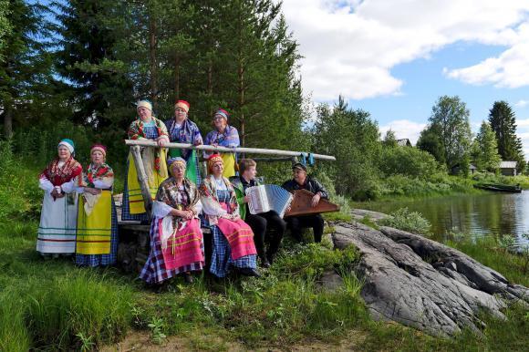Калевала и Хайколя фестиваль Sommelo 2018