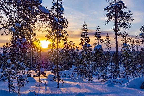 Синдром Калевалы или 15 причин отдохнуть зимой в Северной Карелии
