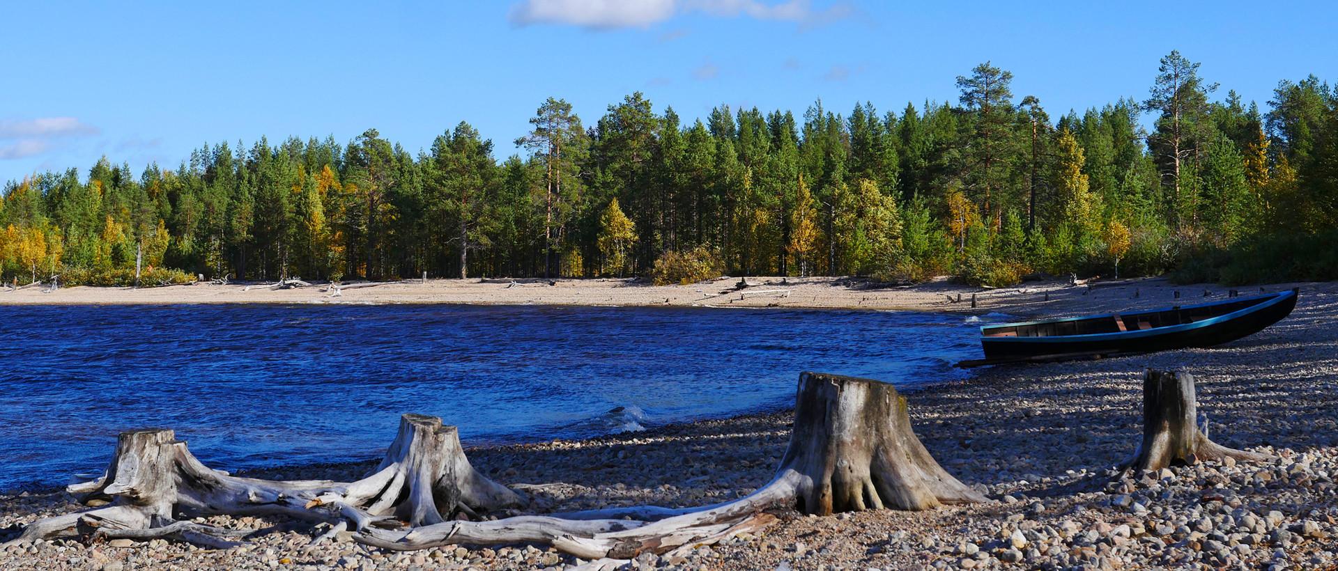 Отдых в Карелии осенью - история и традиции