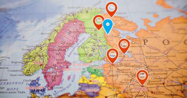 Где находится Калевала в Северной Карелии
