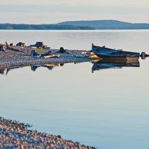 И о погоде: отдых в Северной Карелии летом