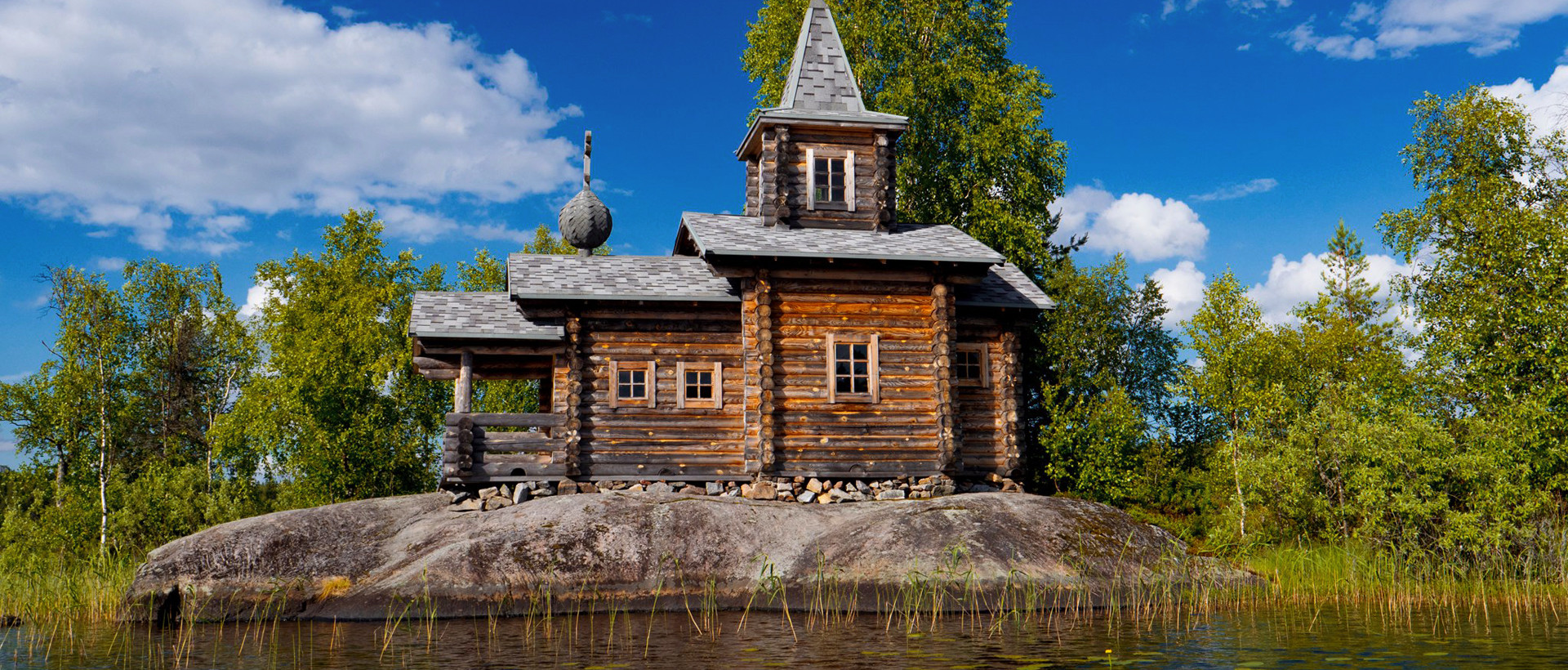 Экскурсии в Карелии осенью