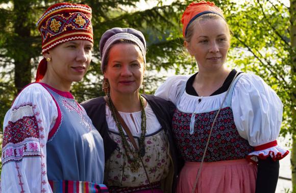 Калевала и Хайколя: фестиваль Sommelo 2019