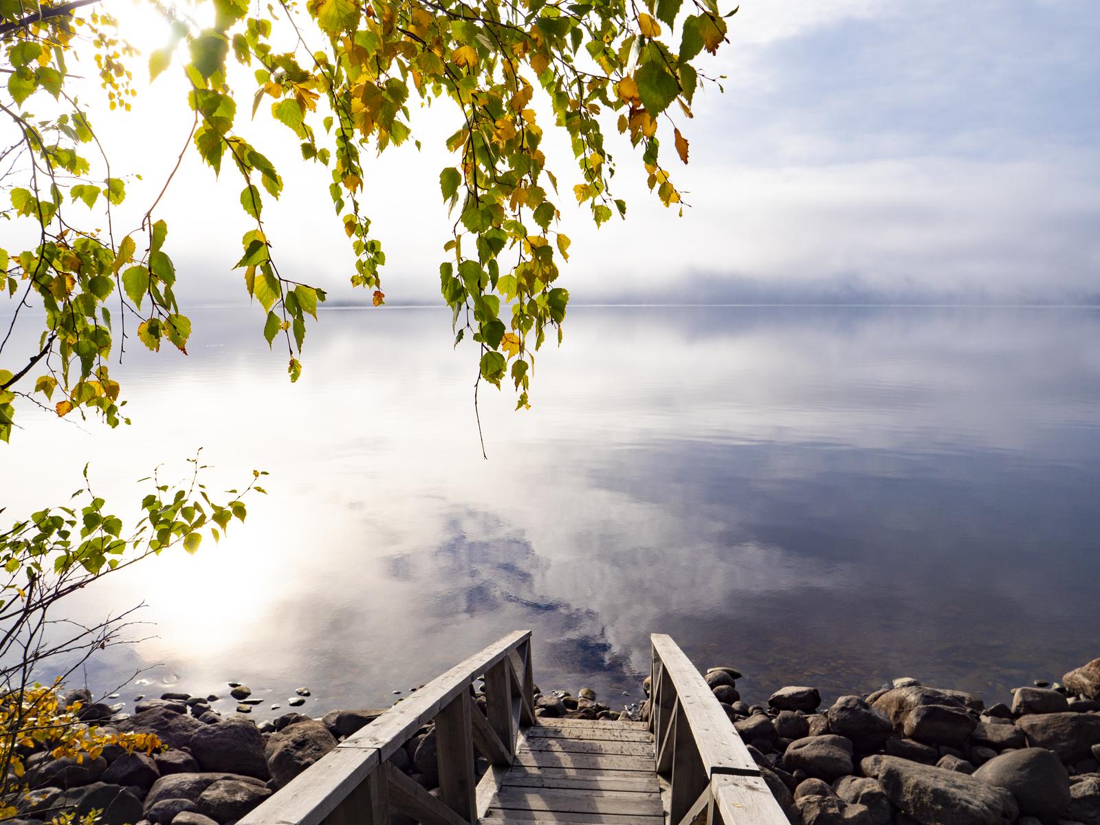 7+ причин отдохнуть осенью в Северной Карелии