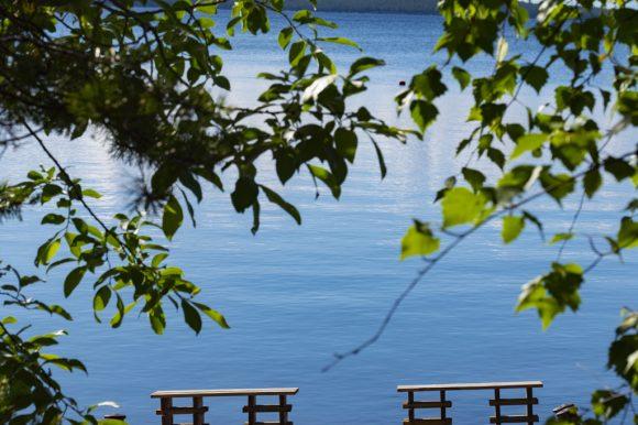 Турбаза в Карелии - коттеджный комплекс ВелТ - озеро Куйто