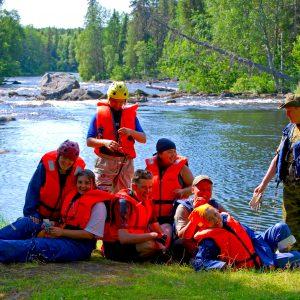 Река Пистайоки: таёжное лекарство от хворей цивилизации