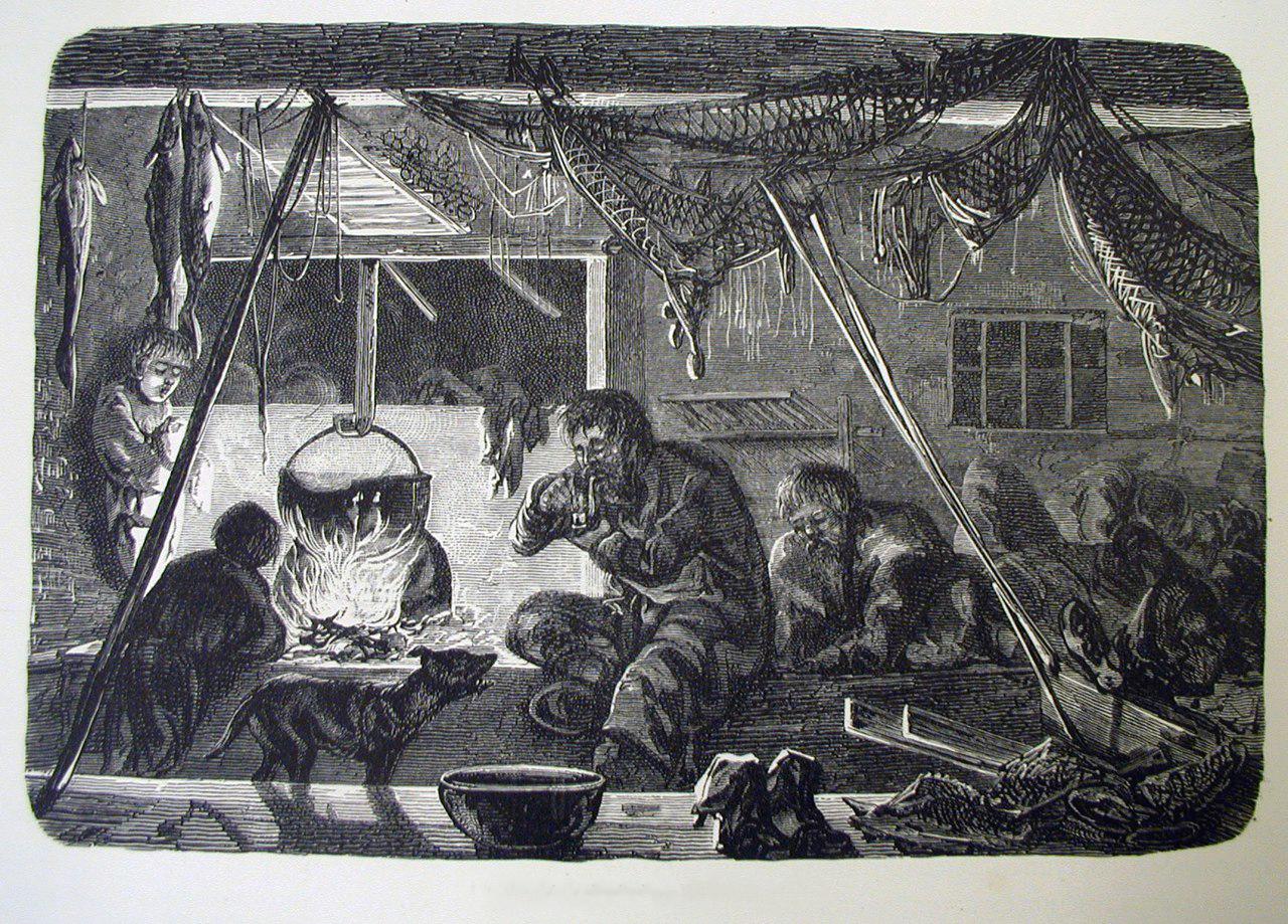 Рыбалка в Карелии истории и секреты предков
