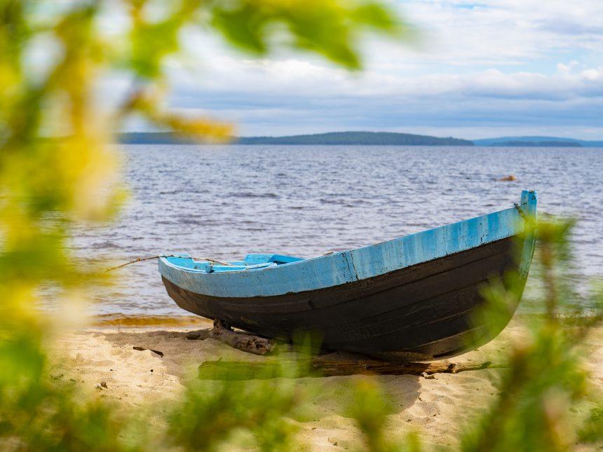 Рыбалка в Карелии: истории и секреты предков