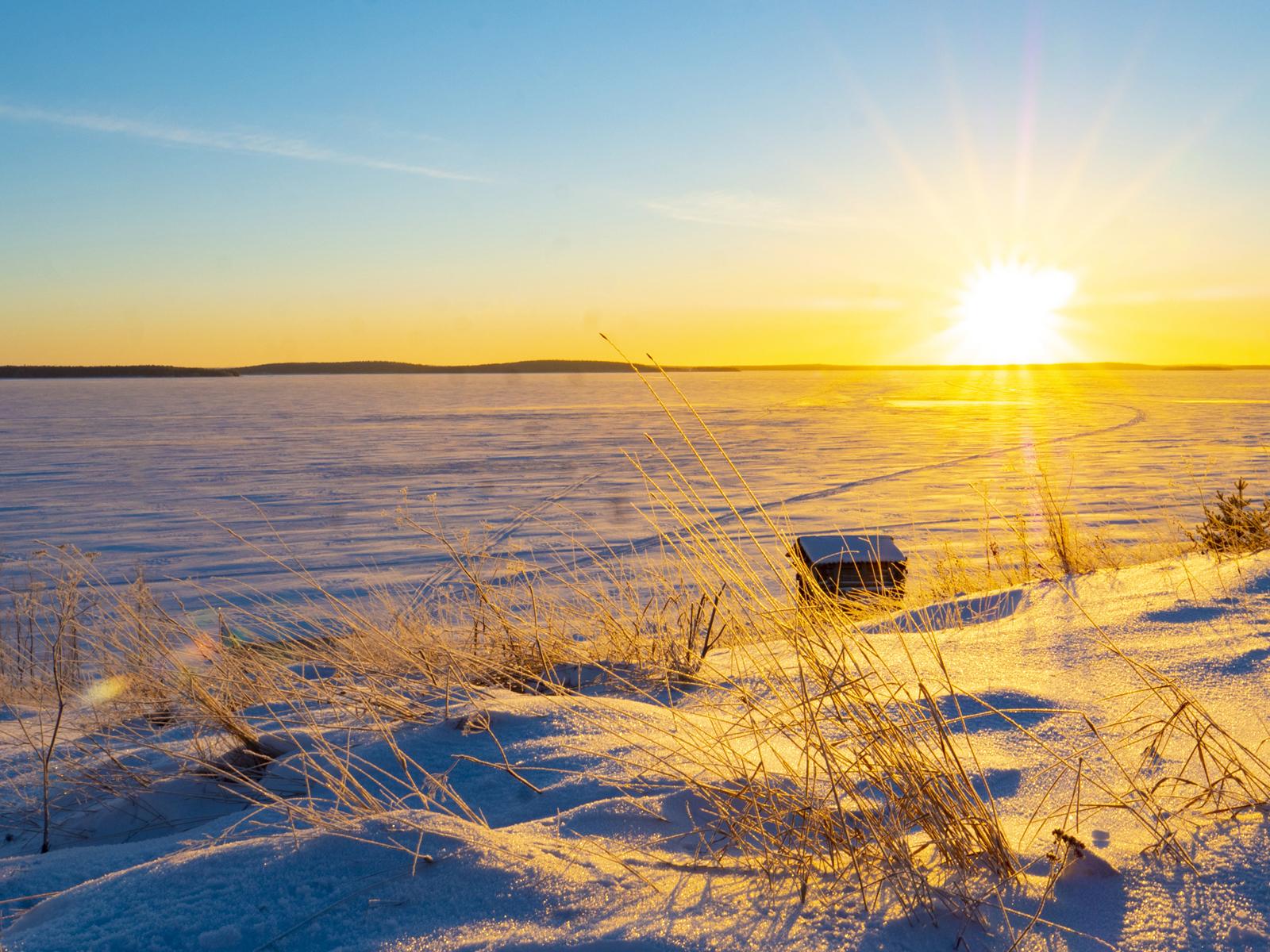Лапландский календарь: отдых в Северной Карелии зимой