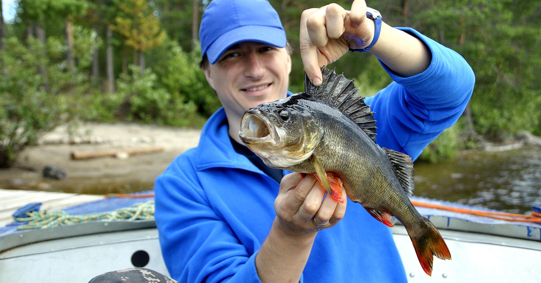Рыбалка в Карелии - рекомендации по рыбалке в Карелии