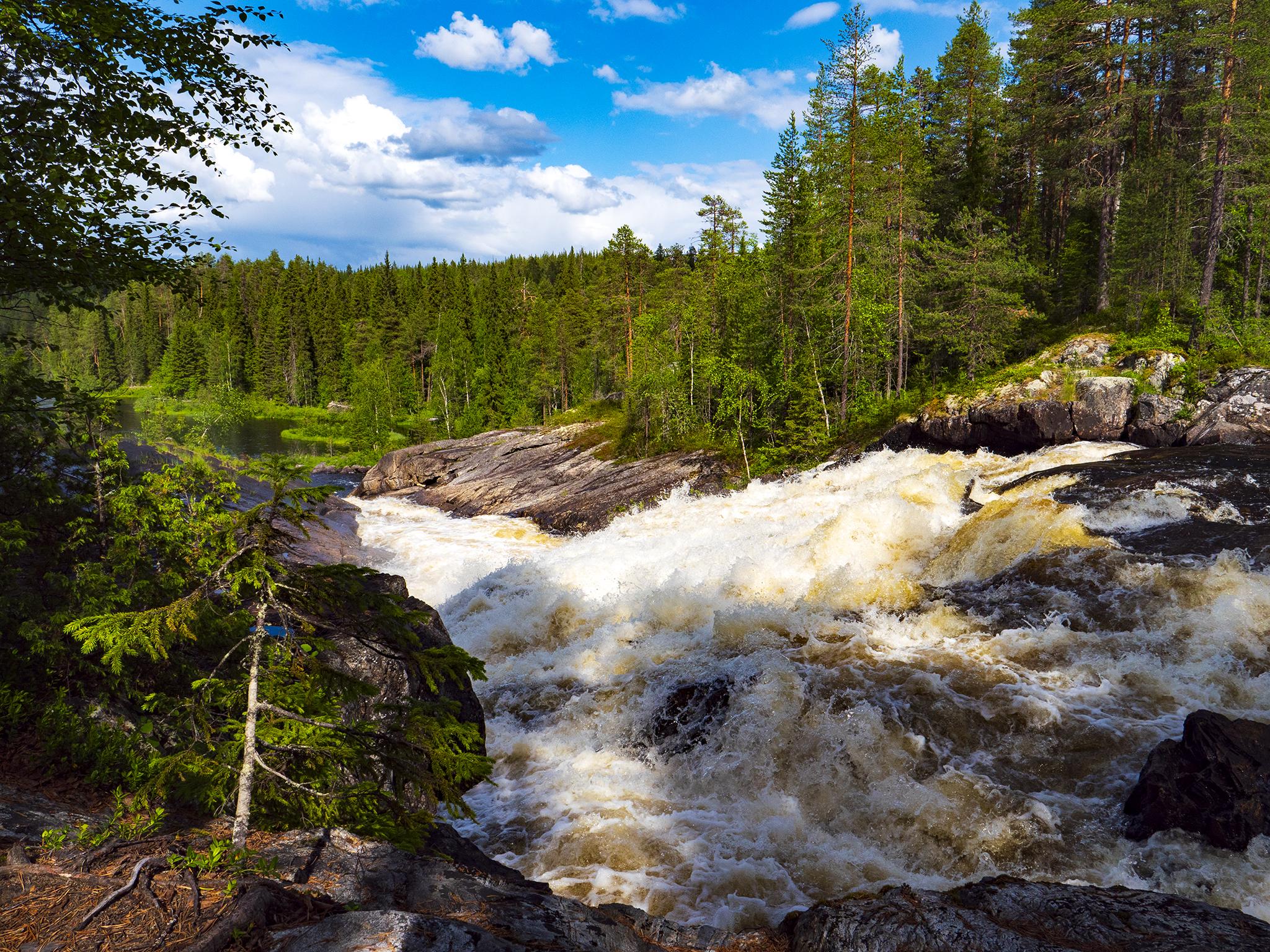 Отдых на севере Карелии - 7 причин, которые изменят ваши планы на отдых этим летом
