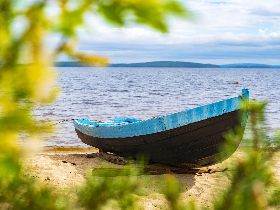 Летние истории Калевалы